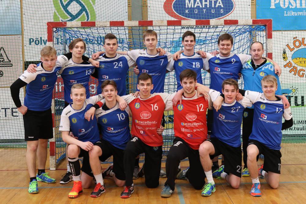 Viljandi SK III koht