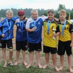 Poisid 2005 II koht Viljandi SK